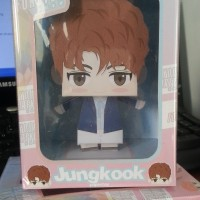BTS Jung kook Ver. Young Forever Papertoy