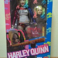 Jual SHF Harley Quinn Queen Movie Suicide Squad DC Comics Bandai ORI Murah