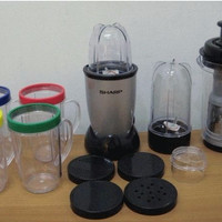 Sharp Blazter SB-TW101P Blender | Multifungsi Juicer 350W