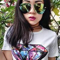 Jual Tumblr Tee / T-Shirt / Kaos Diamond Murah