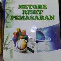 Metode riset Pemasaran
