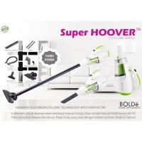 Bolde Super Hoover Vacuum Cleaner Cyclone Hepa Filter Vakum