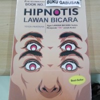 BUKU OBRAL MURAH HIPNOTIS LAWAN BICARA , YOGA PRATAMA pr