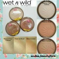 Wet N wild Color Icon Bronzer SPF 15.