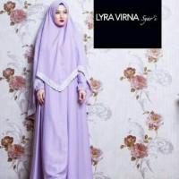 Lyra Virna Syari Gamis Atasan Tunik Blouse Hijab Jilbab Limited