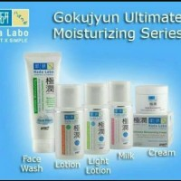 Hada Labo Gokujyun Ultimate Moisturizing Series (Sepaket)