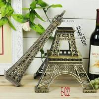 Jual Pajangan Rumah Miniatur Menara Eifel Besar, 32cm / Eiffel Tower, Paris Murah