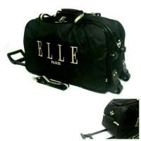 Jual tas pakaian ELLE troly / tas travel bag ELLE trolley Murah