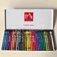 ATK0292CR 30 warna Neo 1 Carandache Caran d'ache Karandas Crayon