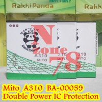 Baterai Mito A310 Ba-00059 Fantasy-2 Rakkipanda Double Power