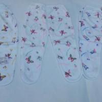 celana panjang bayi tutup kaki/perlengkapan bayi