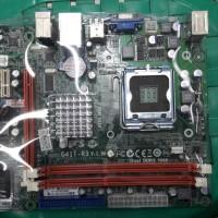 Motherboard G41T-R3 ECS Lga 775