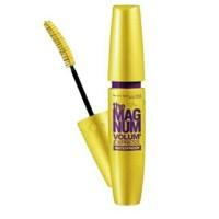 Magnum Volum' Express Mascara Maybelline Yellow