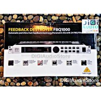 harga Behringer FBQ1000 [ FBQ 1000 ] Feedback Destroyer & Parametric EQ Tokopedia.com