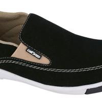Sepatu Casual Pria, Sepatu Kets Pria Tanpa Tali EN 008