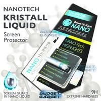 Kristall Liquid / Cairan Nano Screen Guard Protector for Smartphone