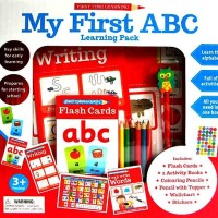 BELAJAR ABC First Time Learning My First ABC Learning Pack