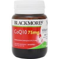BLACKMORES COQ10 75MG BPOM KALBE - 30 TAB