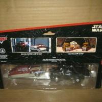 Mater Darth Vader Doc Obi-Wan Kenobi Cars Star Wars 155 Isi 2 Diecast