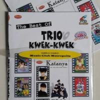VCD KARAOKE TRIO KWEK KWEK THE BEST