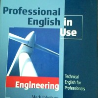 Cambridge - Professional English in Use - Enginering