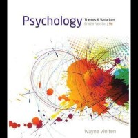 Psychology: Themes and Variations 9th Edition