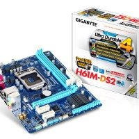 GIGABYTE GA-H61M-DS2 REV. 5.0 MOTHERBOARD SOCKET LGA 1155 INTEL