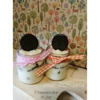 Jual cheesecake in jar Murah