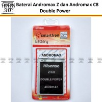 Baterai Smartfren Andromax Z Original Double Power | Batre Lp38250a
