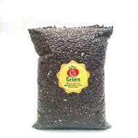 GROW GRUNS - BERAS HITAM ORGANIK / ORGANIC BLACK RICE ( 1 KG )