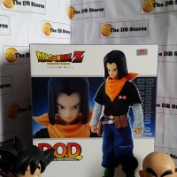 DOD D.O.D Dimension of Dragon Ball Android 17 ORi MISB