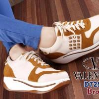 Sepatu Wanita Sepatu Valentino D7256 Sepatu Kets
