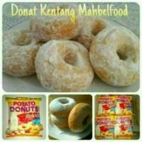 Donat Kentang Mahbelfood
