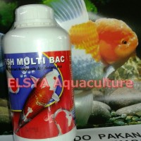 FISH MULTI BAC - Multi Bakteri Penjernih Air Kolam