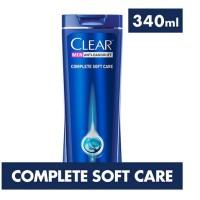Sampo Rambut | Clear Men Anti Dandruff Nourishing Shampoo 340