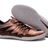 sepatu futsal nike venom phelon II gold original
