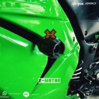 harga Frame Slider/Pelindung Fairing Model 2016 Khusus Ninja 250R Karburator Tokopedia.com