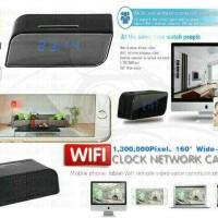 camera/kamera/ipcam/spycam DIGITAL CLOCK ALARM - FULL HD&INFRA RED.