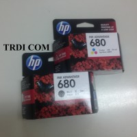 Cartridge Tinta HP 680 Black/COLOUR 1115, 1118, 2135, 3635, 3835, 4678