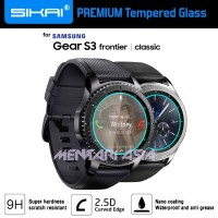 Tempered Glass for Samsung GEAR S3 : SIKAI Premium TG