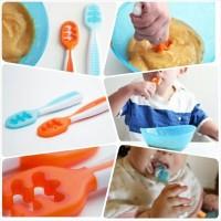 Num Num Dips Sendok Bayi | Sendok BLW | Baby Spoon