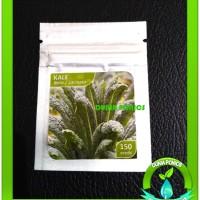 Benih KALE NERO / Lacinato - 150 Seeds