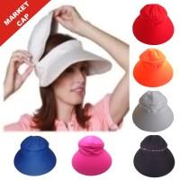 Jual Topi Cady Golf/ Topi wanita/ Topi senam/ Topi olahraga/ Topi Zumba Murah