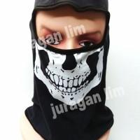 Balaclava / Masker / Skull Cap SKULL/Tengkorak Murah Berkualitas