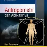 Antropometri dan Aplikasinya