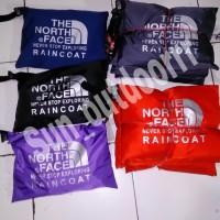 harga Raincoat / jas ujan the north face / Millet Tokopedia.com