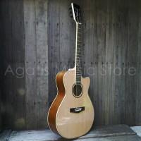 GOJEK ONLY   Gitar lakewood maple sunghuajung laser
