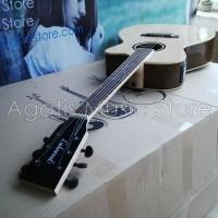 GOJEK ONLY | gitar lakewood maple akustik elektrik layar