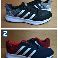 Sepatu adidas marathon tr 26 / flyknit rajut / sneakers / semblegenjoy