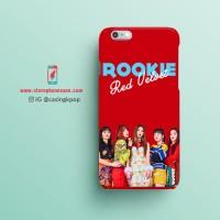 Casing Handphone KPOP Rookie Red Velvet